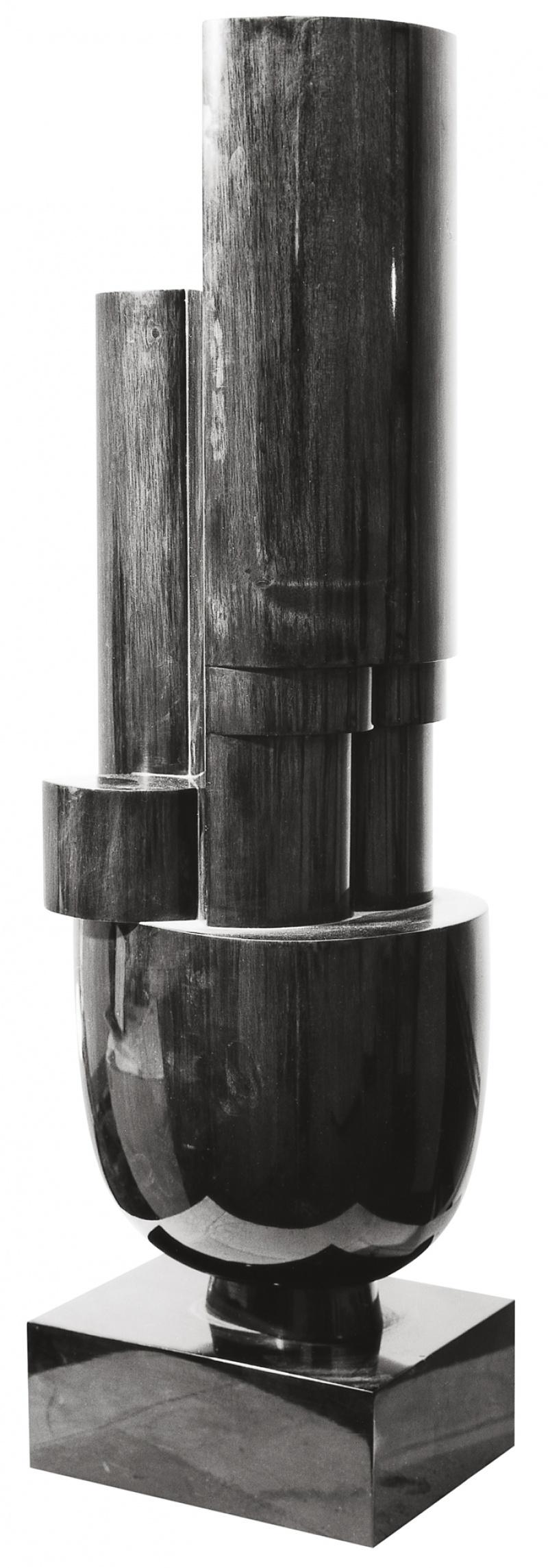Jean Chauvin - Sculpteur - Narcisse 2 - bois - 1940